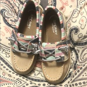 Kids Sperry's Size US 10M